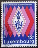 Poštovní známka Lucembursko 1987 Rádioamatéři Mi# 1173