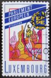 Poštovní známka Lucembursko 1989 Evropské volby Mi# 1223