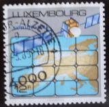 Poštovní známka Lucembursko 1989 Satelit ASTRA Mi# 1218