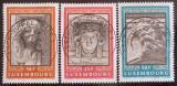 Poštovní známky Lucembursko 1991 Architektura Mi# 1277-79