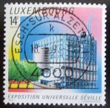 Poštovní známka Lucembursko 1992 Výstava EXPO Mi# 1298