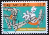Poštovní známka Lucembursko 1993 Chirurgie Mi# 1323