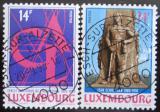 Poštovní známky Lucembursko 1993 Výročí Mi# 1327-28
