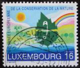 Poštovní známka Lucembursko 1995 Ochrana přírody Mi# 1373