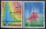 Poštovní známky Lucembursko 1995 Evropa CEPT Mi# 1368-69