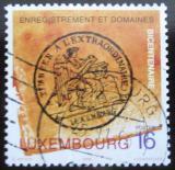 Poštovní známka Lucembursko 1996 Majetkový úřad Mi# 1403
