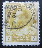 Poštovní známka Kanada 1911 Král Jiří V Mi# 96 a A