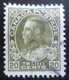 Poštovní známka Kanada 1912 Král Jiří V Mi# 98 A