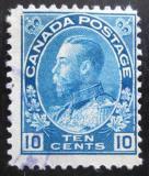 Poštovní známka Kanada 1922 Král Jiří V Mi# 112