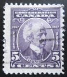 Poštovní známka Kanada 1927 Sir Wilfrid Laurier Mi# 121