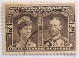 Poštovní známka Kanada 1908 Královský pár Mi# 84 Kat 5.50€
