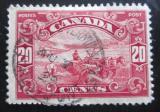 Poštovní známka Kanada 1929 Sklizeň obilí Mi# 136 Kat 19€