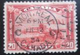 Poštovní známka Kanada 1930 Sklizeň obilí Mi# 153