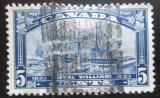Poštovní známka Kanada 1933 Loď Royal William Mi# 174