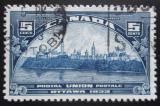 Poštovní známka Kanada 1933 Vládní budovy Mi# 172
