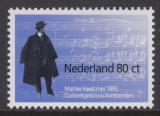 Poštovní známka Nizozemí 1995 Mahlerův festival Mi# 1537
