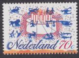 Poštovní známka Nizozemí 1995 Pozdravy Mi# 1546