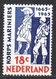 Poštovní známka Nizozemí 1965 Námořnictvo Mi# 855