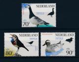 Poštovní známky Nizozemí 1994 Ptáci Mi# 1501-03