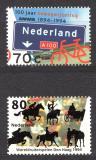 Poštovní známky Nizozemí 1994 Výročí Mi# 1518-19