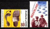 Poštovní známky Nizozemí 1994 Války Mi# 1520-21
