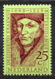 Poštovní známka Nizozemí 1969 Erasmus Mi# 927