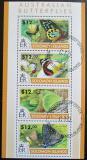 Poštovní známky Šalamounovy ostrovy 2015 Motýli Mi# 3107-10 17€