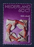 Poštovní známka Nizozemí 1974 UPU, 100. výročí Mi# 1038