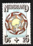 Poštovní známka Nizozemí 1976 Boj proti revmatu Mi# 1082
