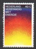 Poštovní známka Nizozemí 1977 Šetři energiemi Mi# 1092 A