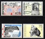Poštovní známky Nizozemí 1977 Archeologické nálezy Mi# 1097-1100