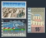 Poštovní známky Nizozemí 1977 Výročí Mi# 1106-08