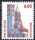 Poštovní známka Německo 1995 Špýrský dóm Mi# 1811