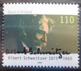 Poštovní známka Německo 2000 Albert Schweitzer Mi# 2090