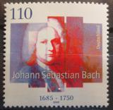 Poštovní známka Německo 2000 Johann Sebastian Bach Mi# 2126