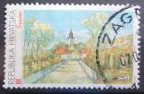 Poštovní známka Chorvatsko 1995 Gračac Mi# 357