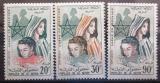Poštovní známky Maroko 1962 Dospívající Mi# 485-87