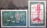 Poštovní známky Maroko 1962 Boj proti malárii Mi# 504-05