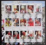 Poštovní známky Pobřeží Slonoviny 2012 Papež Jan Pavel II. Mi# N/N