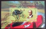 Poštovní známky Kongo 2009 Automobil Benz Mi# N/N