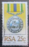 Poštovní známka JAR 1984 Vojenské vyznamenání Mi# 662
