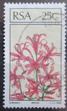 Poštovní známka JAR 1985 Květiny Mi# 675