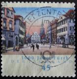Poštovní známka Německo 2007 Fürth, milénium Mi# 2584
