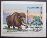 Poštovní známka Madagaskar 1994 Mamut Mi# Block 257