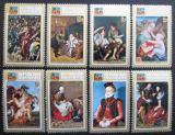 Poštovní známky Rwanda 1973 Umění Mi# 566-73