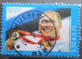 Poštovní známka Estonsko 2008 LOH Peking, Gerd Kanter Mi# 623