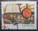 Poštovní známka Litva 2002 Státní archív, 150. výročí Mi# 789