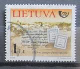 Poštovní známka Litva 2006 Historie pošty Mi# 917