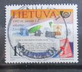 Poštovní známka Litva 2007 Historie pošty Mi# 951
