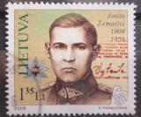 Poštovní známka Litva 2009 Jonas Žemaitis Mi# 997